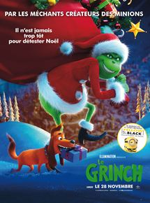 "Illustration pour « Croquez Noël au ciné : ""The Grinch"" »"
